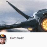 Image for the Tweet beginning: Bumbrazz packt Die Schwarze Katzeaus