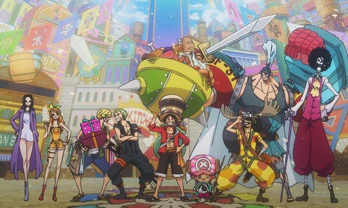 Nonton Anime One Piece Stempade 2019 Webrip Subtitle