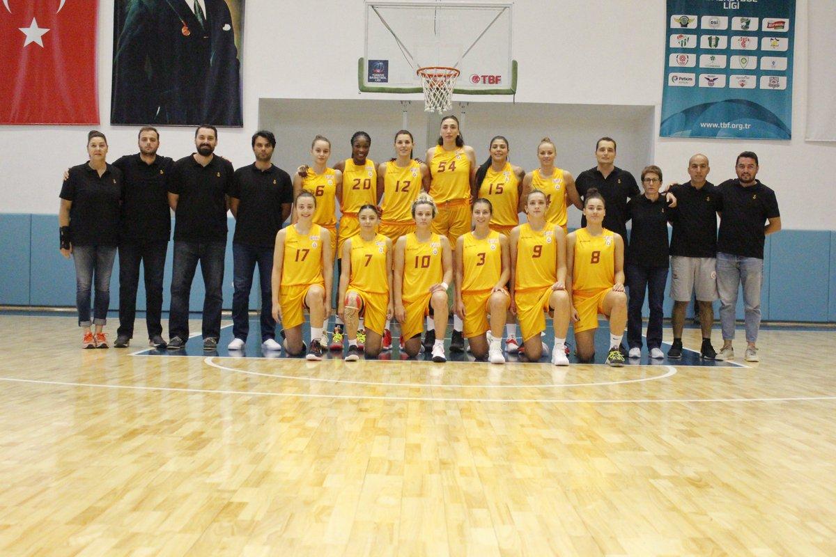 BOTAŞ Cup'a galibiyetle başlıyoruz!Maç sonucu | BOTAŞ 56 - 76 GalatasarayTebrikler #SarayınSultanları!