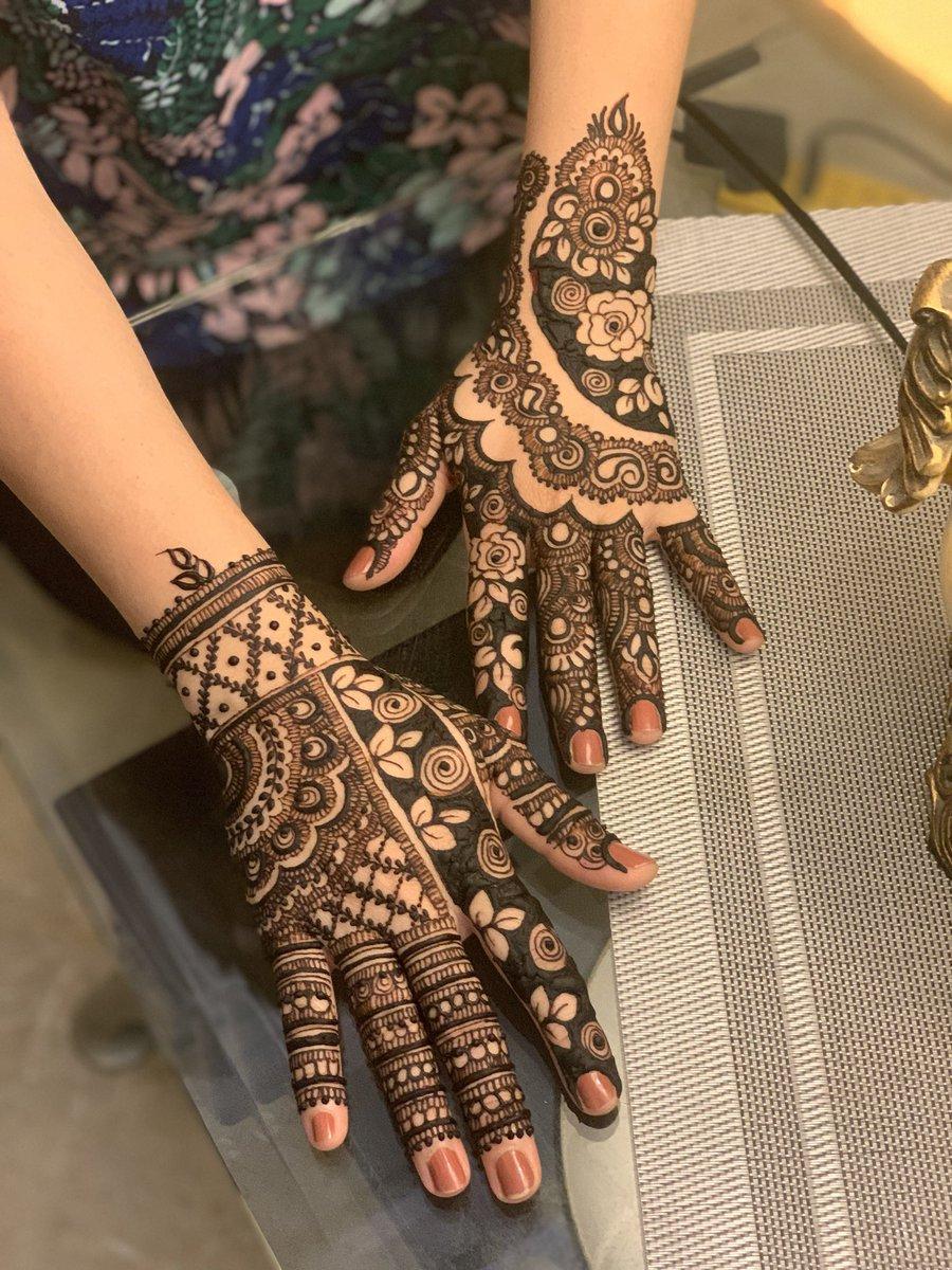 I love mehndi , do you?? Creations by Zainab follow on Instagram #lifestyleblogger #mehndilover<br>http://pic.twitter.com/4hMNaRi09N