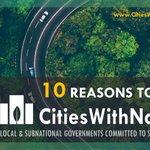 Image for the Tweet beginning: #Nature in cities has been
