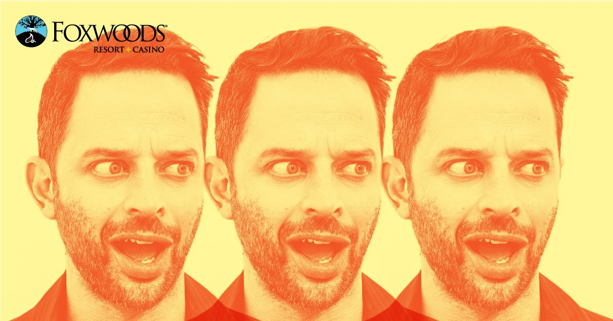 The hilarious @NickKroll is bringing his #MiddleAgedBoyTour to The Fox Theater at @FoxwoodsCT Saturday Sept 28th. Show info: ow.ly/9KTe50v5h3n Win tickets this week on #TwitterThursday!