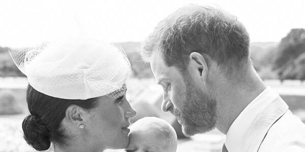 Meghan Markle Shares New Photo of Archie as She Wishes Prince Harry a Happy Birthday