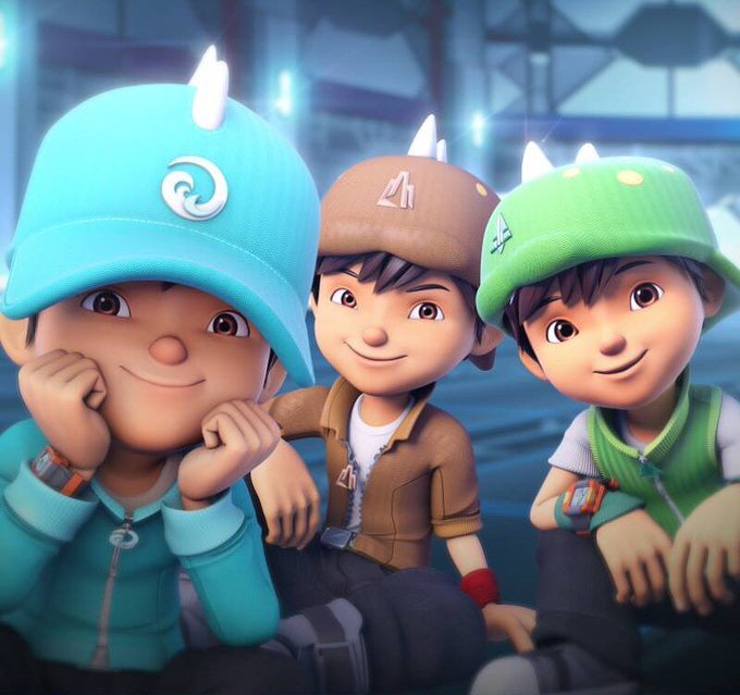 Nonton Film Boboiboy The Movie 2 Lk21