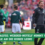 Image for the Tweet beginning: #Werder-Notelf nimmt Unions lange Bälle