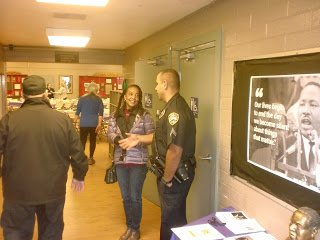 """Half #Redding City Hall Heard #Police Sargent SCREAM  """"Lets Settle This Right Now"""" and """"Im Going To Rat Fuck You """" As I Went To Admin Meeting To Fight Parking Tickets Huge #Christian Integrity Check on Morals of Witness Ed Ochoa During Employee Appreciation Day @Mariafoscarinis"""