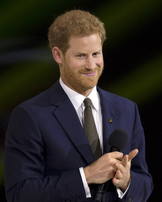Happy Birthday to Prince Harry, Duke of Sussex