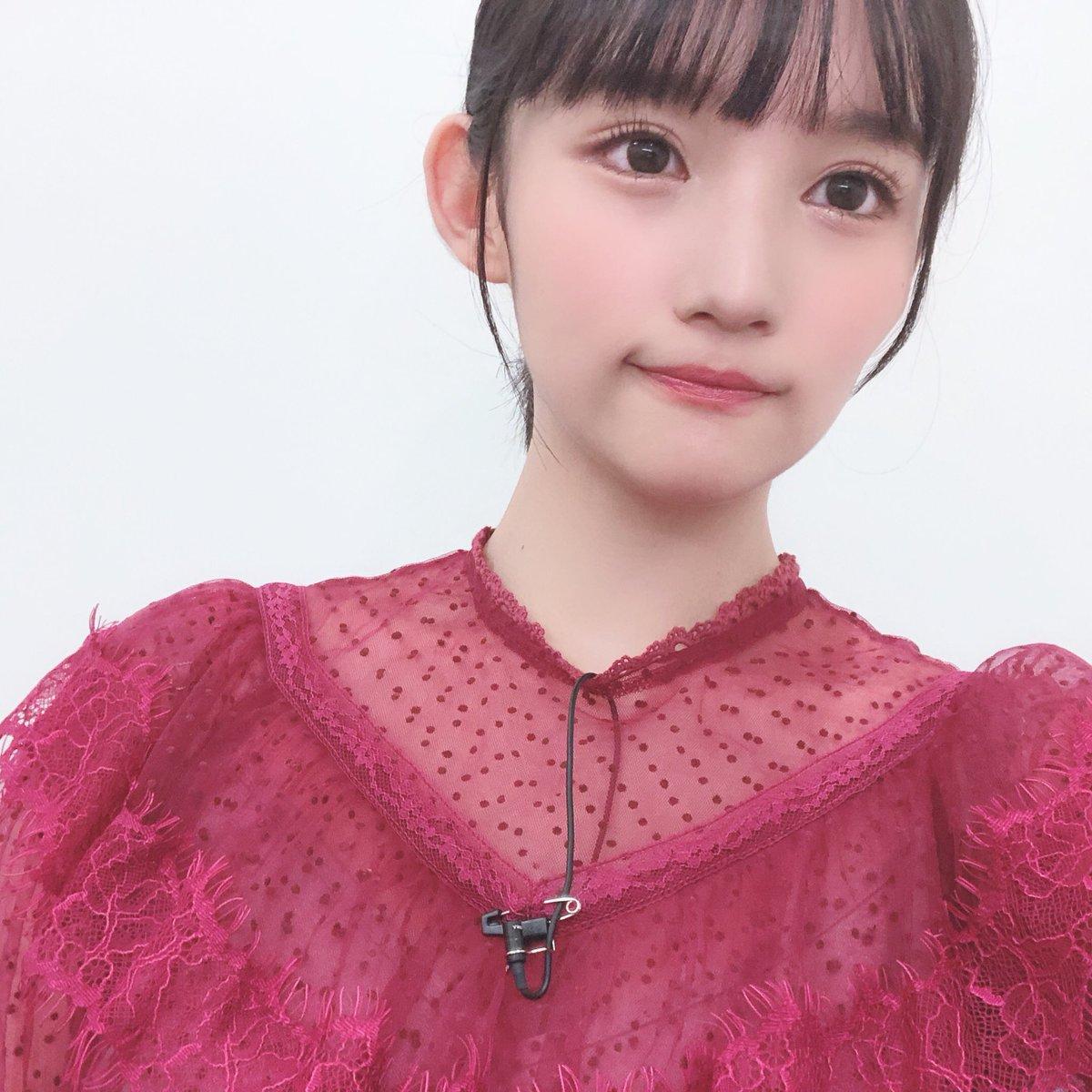 🌸 9/22放送の #行列の出来る法律相談所 に出演させていただきます!収録では、髪を結んでみたよ〜☺️#AKB48 #サステナブル