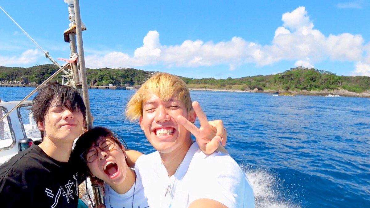 てみじ式根島の旅みやの故郷である式根島の魅力が少しでも多くの人に伝わりますように
