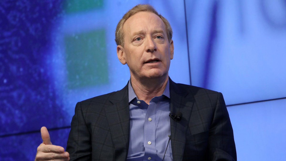 Microsoft president: Democracy is at stake. Regulate big tech dlvr.it/RD7whw