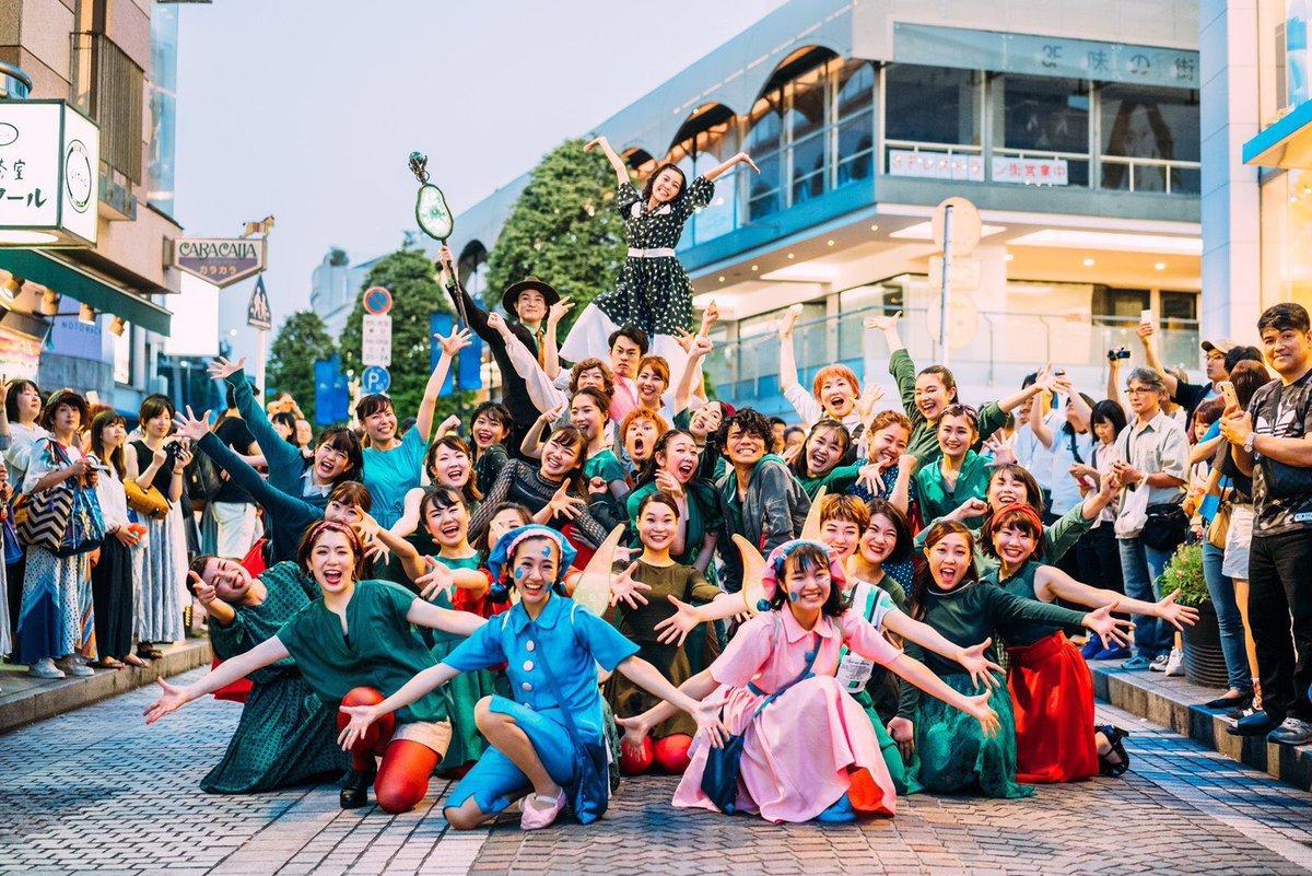 #横浜音祭りMUSICLLIVE いよいよ明日❣️今回は #横浜元町ショッピングストリート でどんな物語が繰り広げられるでしょうか😄お天気になりますように🌈✨#アウトオブシアター
