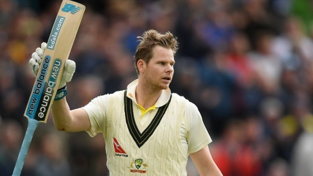 Finally Steve Smith proves he is a human His lowest score in the series before this innings is 80 He started this series with boos from the English crowd And ends with a standing Ovation from the same crowd What a turnaround in 45 days #Ashes19 #SteveSmith #ENGvAUS <br>http://pic.twitter.com/g14qWfGrEe