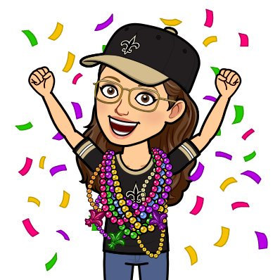 @Nucgirl75 @Saints Have a FABULOUS day Steph!