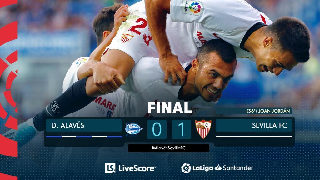 Alavés-FC Séville