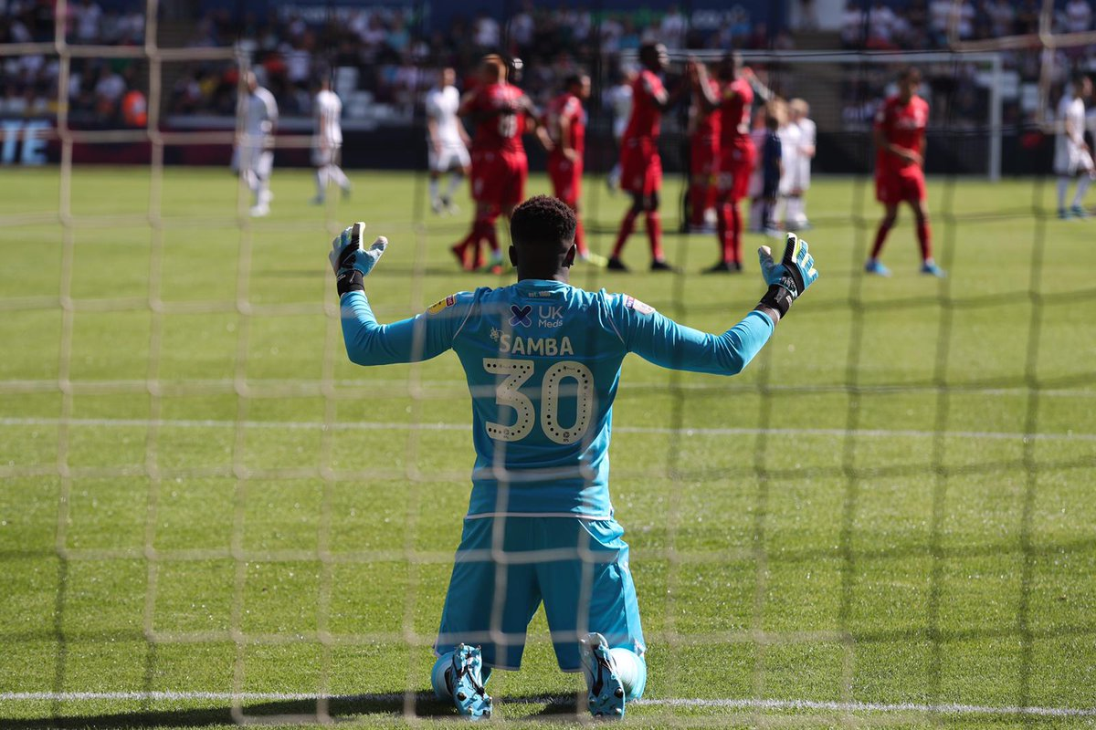 appearances  clean sheets   @samba_brice #NFFC <br>http://pic.twitter.com/SBWqUs8SnQ
