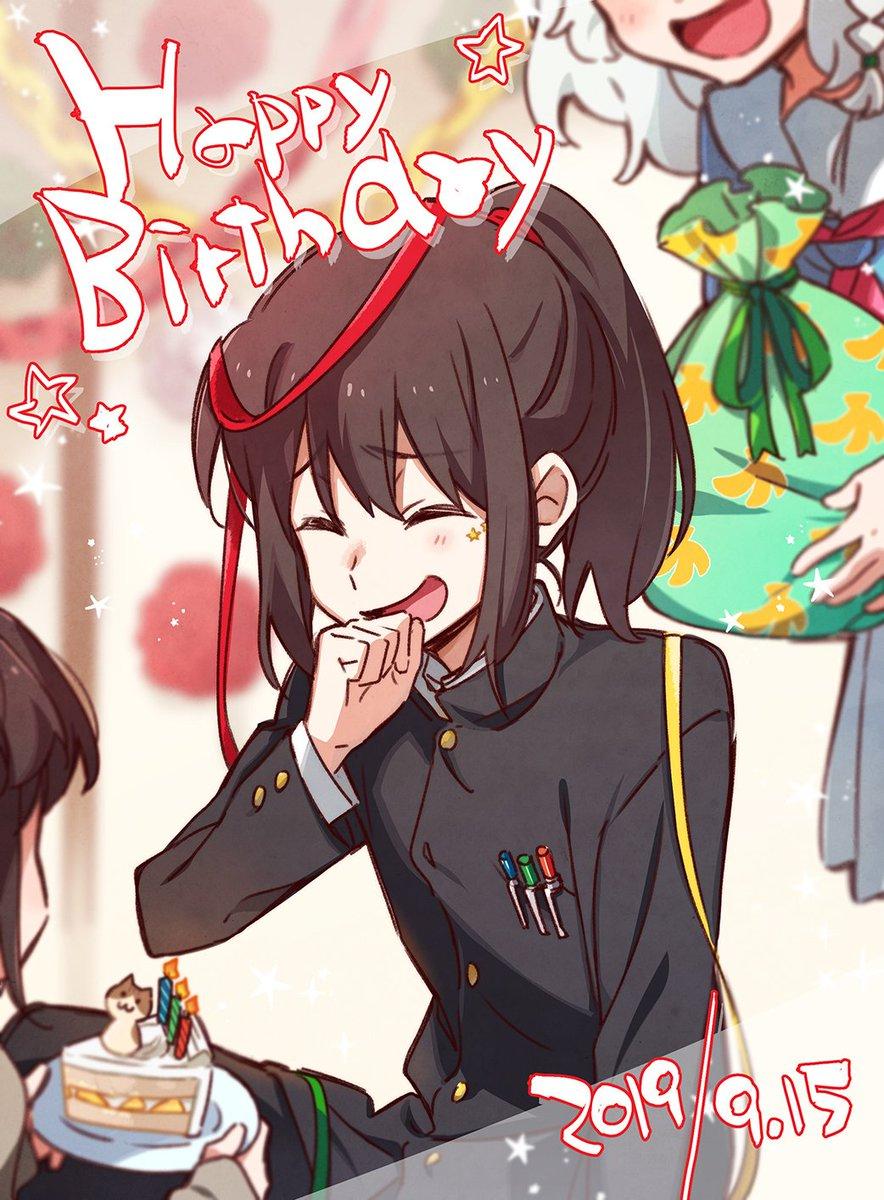 遅ればせながら…おめでとうございます!#坂本幕誕祭2019