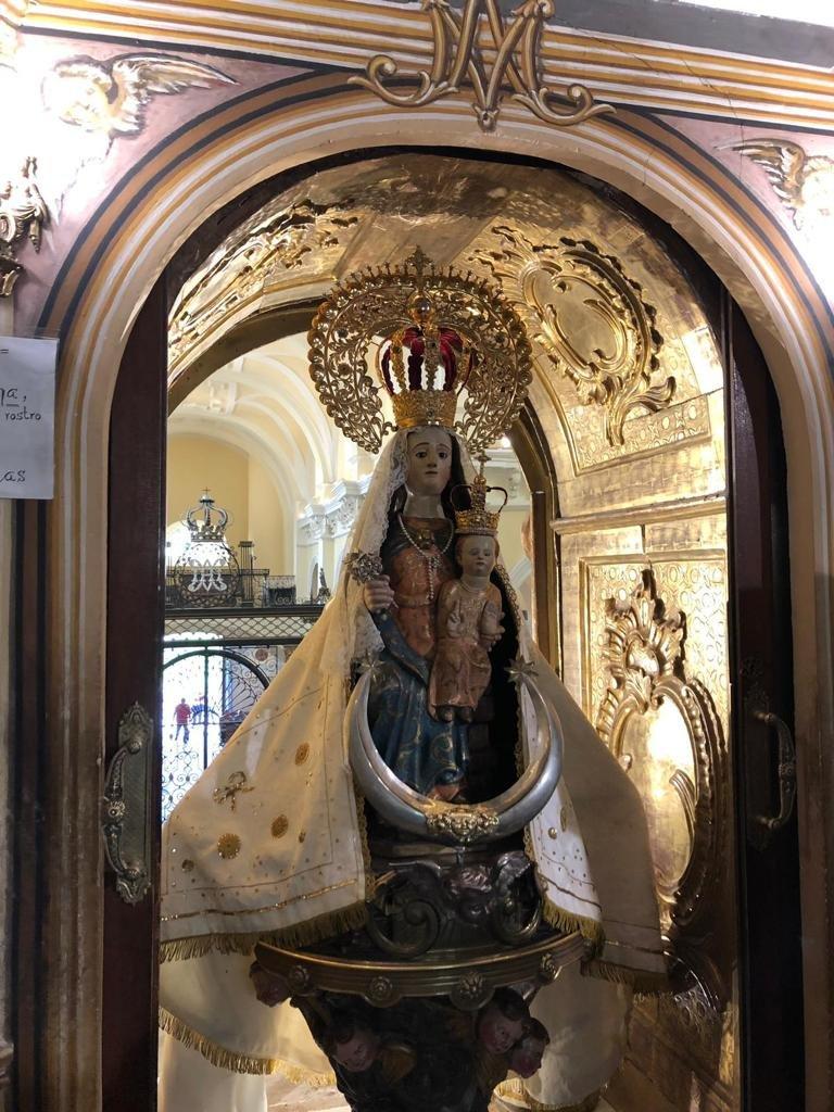 Virgen de la Salud de Barbatona