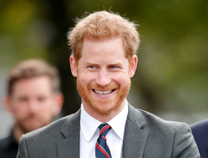 Happy birthday to our beloved past guest, Prince Harry!
