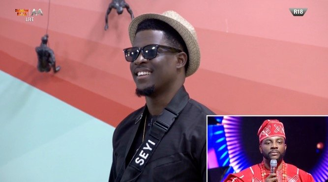 Dear Seyi Fans,  Thank you for coming through. You are the best! RT/Like this tweet and follow everyone who does the same.  Let's connect and continue our big strong family. #BBNaija #BBNaijaEviction #SeyiForce<br>http://pic.twitter.com/IeHvlVRJ2Y