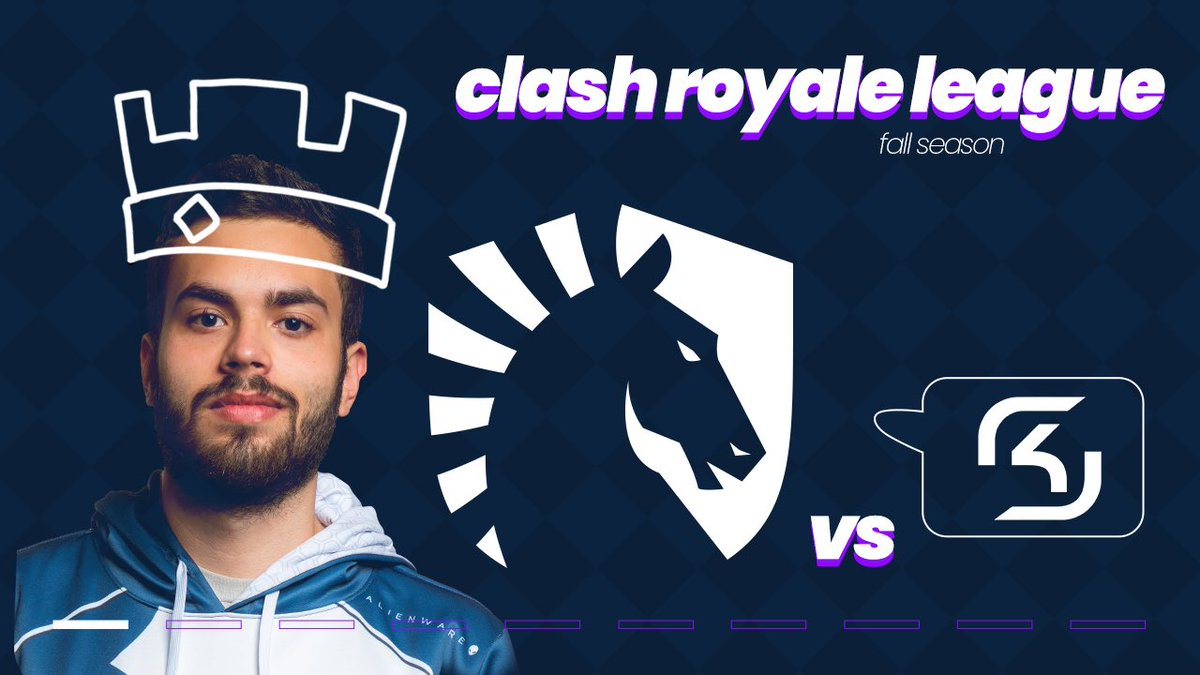 RT @TeamLiquid: Game time in the CRL! Time to try and start 2-0 #LetsGoLiquid   📺 https://t.co/FEBmetvrFh https://t.co/1IGQT2wlNS