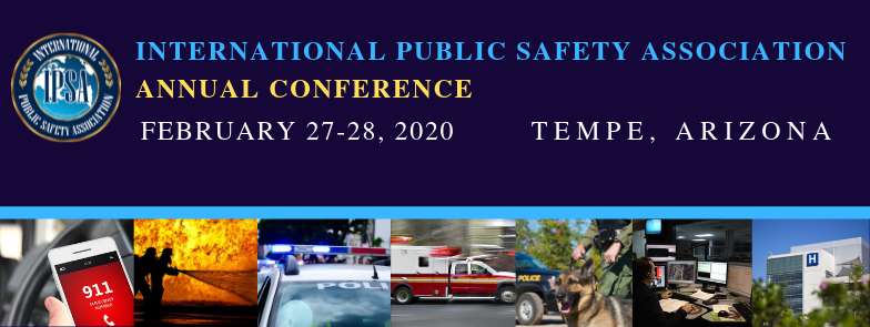 Exhibitor Registration is open for our February 2020 Annual Conference. 25 spaces available. First come, first serve. https://buff.ly/2Kmacl3#joinipsa #IPSATempe #firstresponders #conference@LASDexec @ChiefMoir @MPD_AC_Rankin @BrianOftedal @PrescottPDChief @ipsaheather