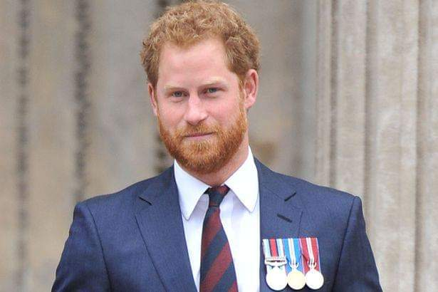 Happy Birthday Prince Harry     Your Fist One As A Father  Have Wonderful Day