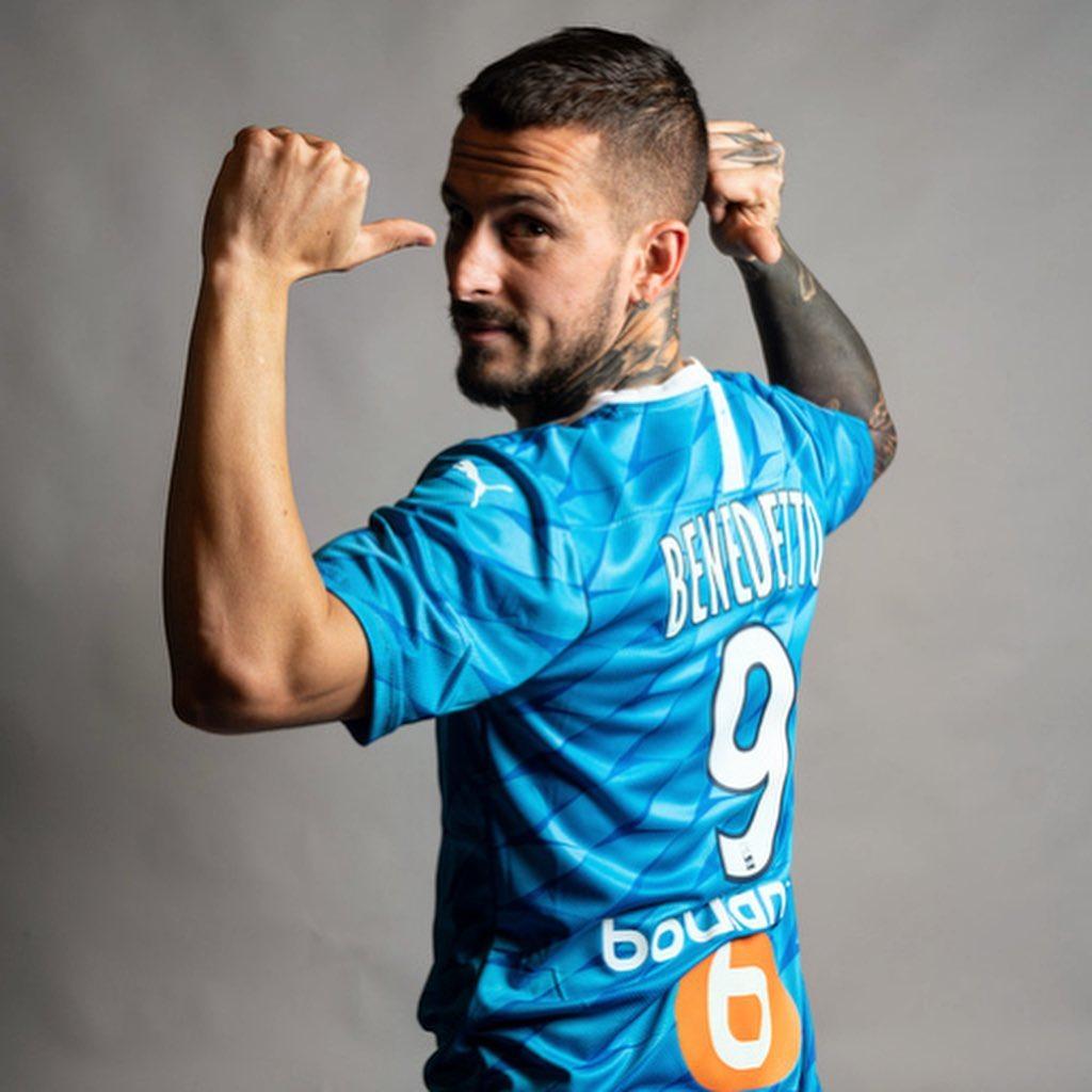 Benedetto marcou 3 gols no seus 5 primeiros jogos pelo campeonato francês. https://t.co/WOmWuue0kf