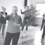 Image for the Tweet beginning: Tai chi is often described