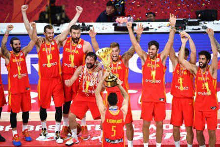 Spanyol Juara Piala Dunia Bola Basket 2019 https://medcom.id/s/zNAVdn3b