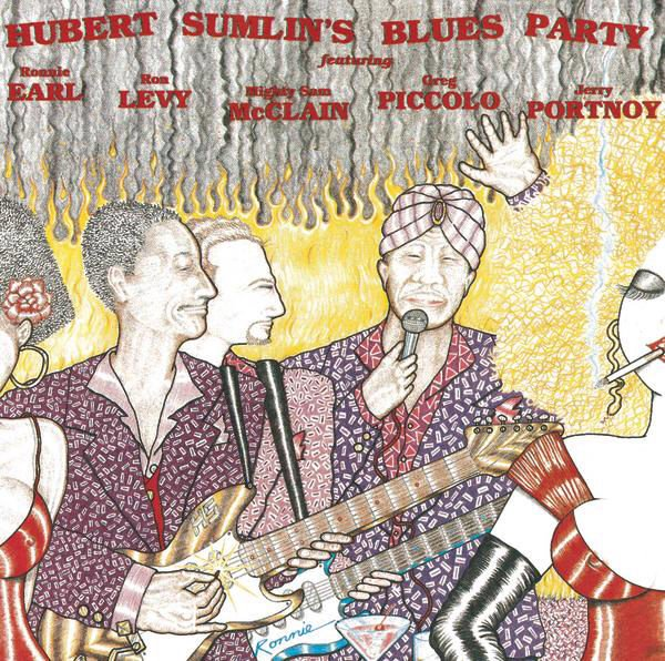 """#nowplaying: """"A Soul That's Been Abused"""" from """"Hubert Sumlin's Blues Party"""" by #HubertSumlin"""
