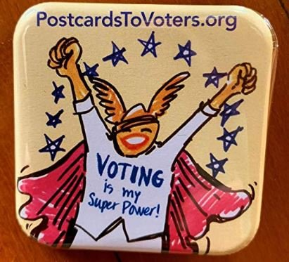 Do we need a March to the Mailbox? Holding stacks of #PostcardsToVoters? Selfies of fun, friendly election reminders and the faces of vols? In one day last Oct, we assigned 60k+ addresses. Were still writing for candidates up and down the ballot. Text JOIN to (484) 275-2229