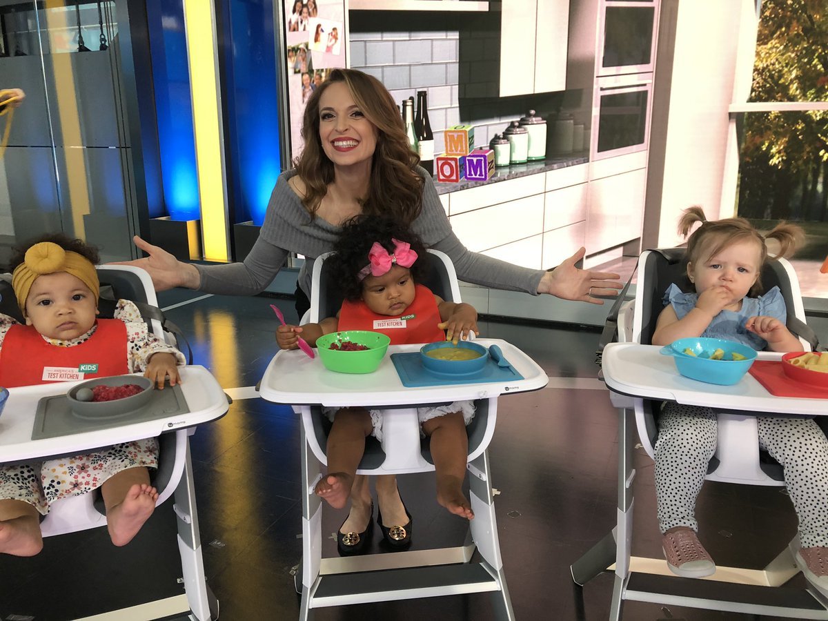 We win for the most adorable guests ever today! 🥰👼❤️@foxandfriends