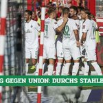 Image for the Tweet beginning: #Werder Bremen schlägt den #FCUnion