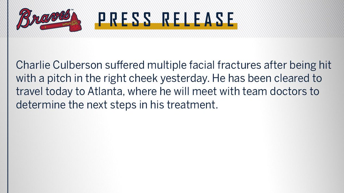 Update on @cculberson8: