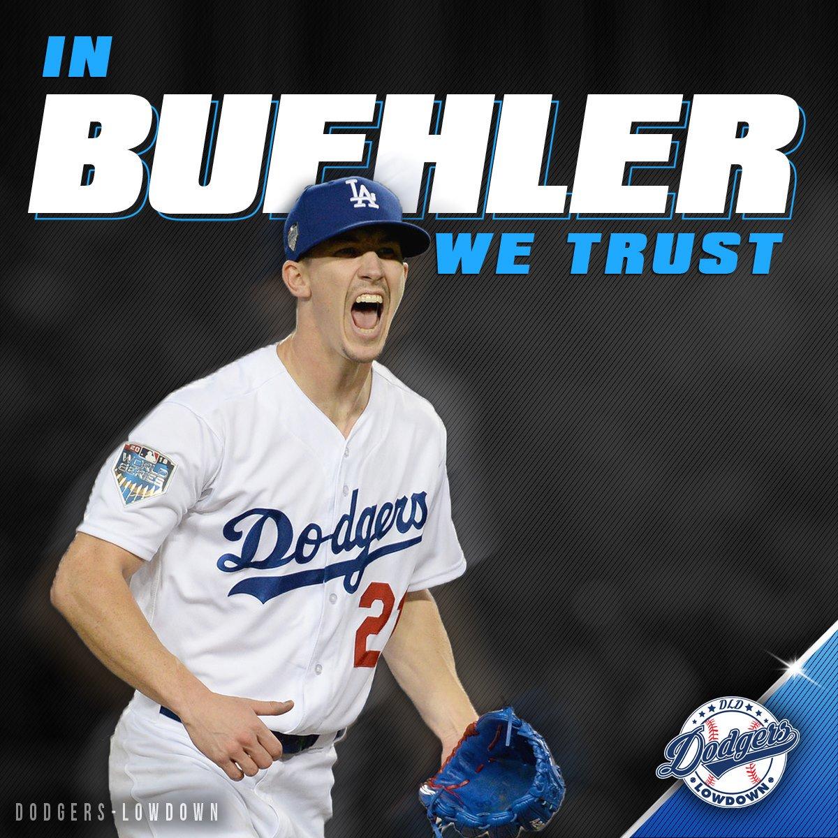 In Buehler We Trust. #BuehlerDay #LABleedsBlue