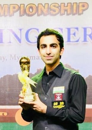✅22nd World Title✅Most World Titles on planet in cue sports✅5th title in last 6 years in shorter formatPankaj Advani beats Nay Thway Oo (Myanmar) 6-2 in Finals, wins IBSF World Billiards Championship (150-up). Many Congratulations. 👏🙏🇮🇳#PankajAdvani
