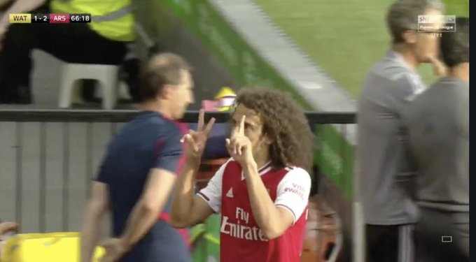 Guendouzi Photo