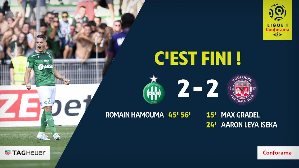 ASSE-Toulouse