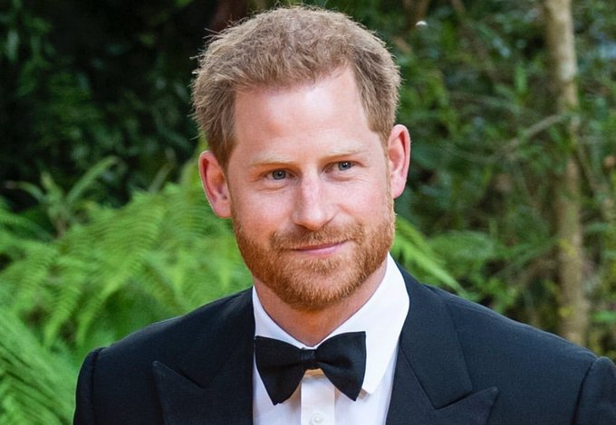 Happy 35th Birthday Prince Harry!