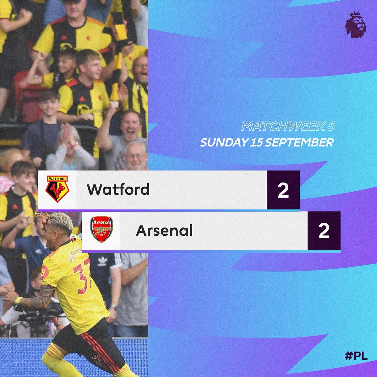 Watford-Arsenal
