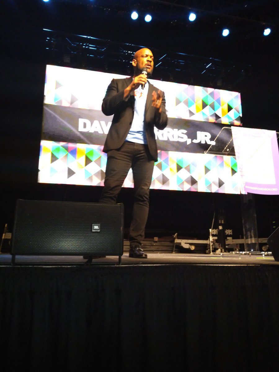 At Blexit with @DavidJHarrisJr speaking. #makeafricanamericansgreatagain<br>http://pic.twitter.com/1V4kwto58z