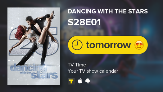 Dancing with the Stars is back tomorrow! #dancingwiththestars #tvtime <br>http://pic.twitter.com/W2klvKi67n