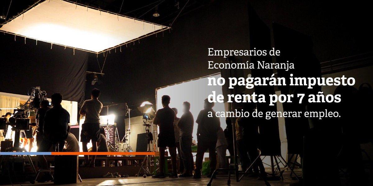 Durante la clausura de la primera Cumbre de Economía Naranja reiteré que tenemos que lograr que Colombia se convierta en el gran epicentro de las industrias creativas en América Latina y el Caribe.