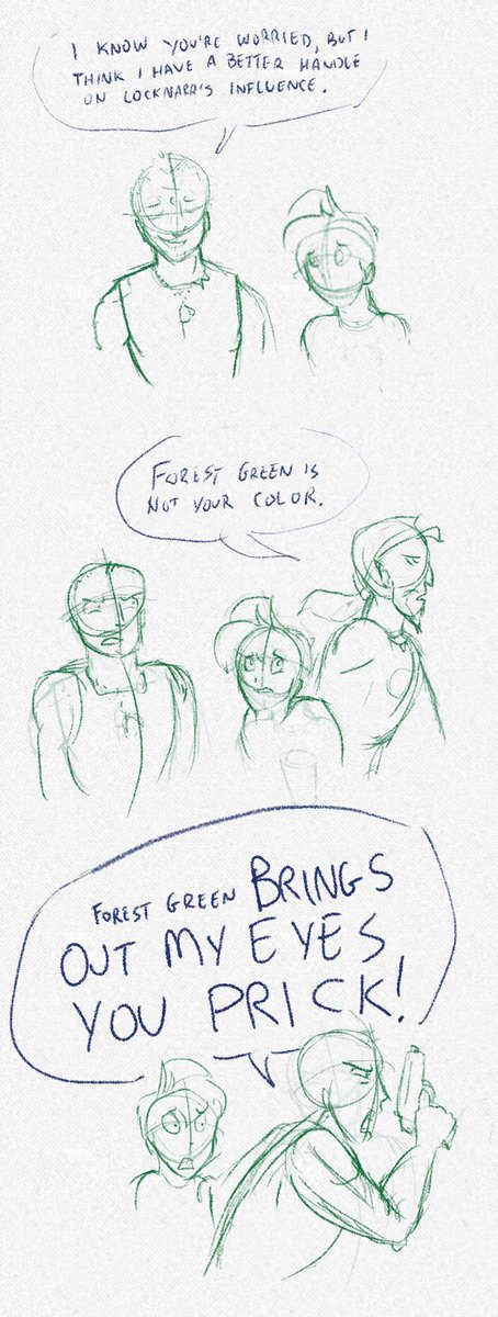 i just remembered i drew this and made myself laugh all over again. #MightyMax #OCs #Vine