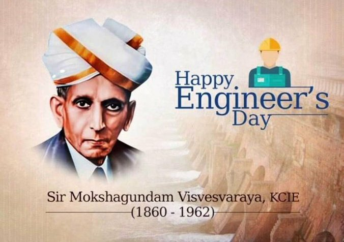 Happy #EngineersDay to all the professionals in India. May you all achieve a lot more happiness and success in your life. 😇🤗🙏