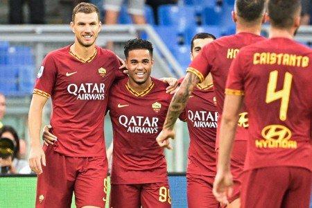 Sassuolo Jadi Korban Perdana AS Roma https://medcom.id/s/ObzAReeN