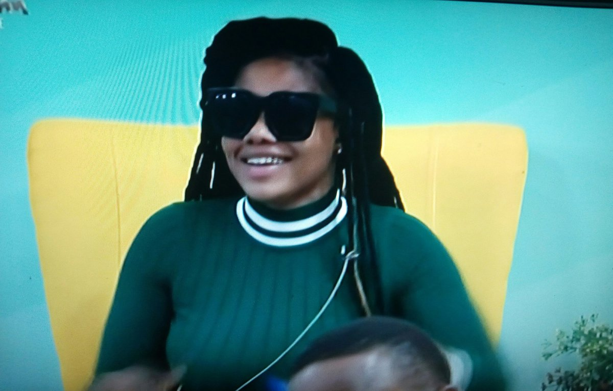 That smile when you know it is a #NoLeaveNoTransfer week for you!!!  Who else is feeling fly like Queen Tacha?  #BBNaija #BBNaijaEviction <br>http://pic.twitter.com/NoWw5lXBtr