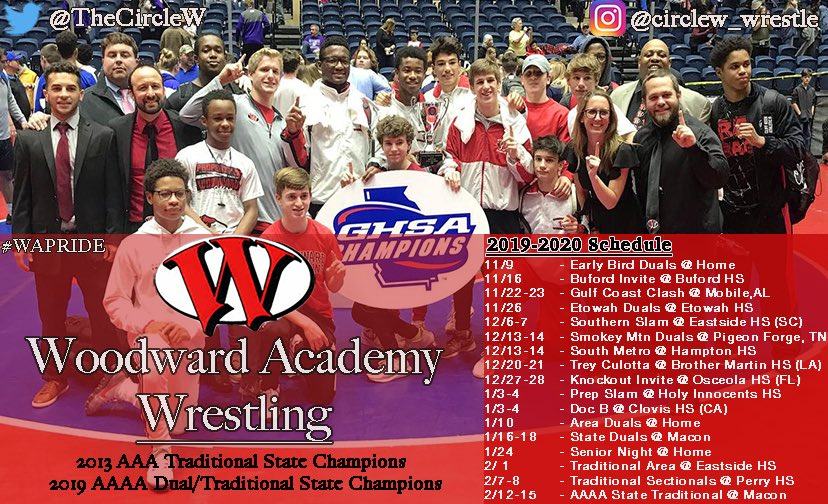 Woodward Wrestling (@TheCircleW) on Twitter photo 15/09/2019 19:05:14