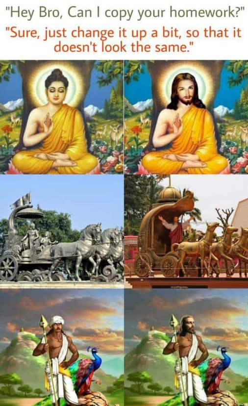 #Hindu #Christianity @RSSorg @Swamy39 @sudhirchaudhary @dna @sardanarohit #Dangal