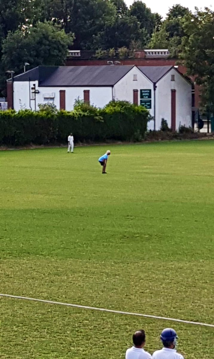 What an incredibly unforgettable summer of cricket!!!Felt honoured to have attended so many games and been a part of this history! Too many highlights to state, so here's a picture of me trying to field at short third man...#SweepTheNation #CWC19 #Ashes19 #VillageCricket